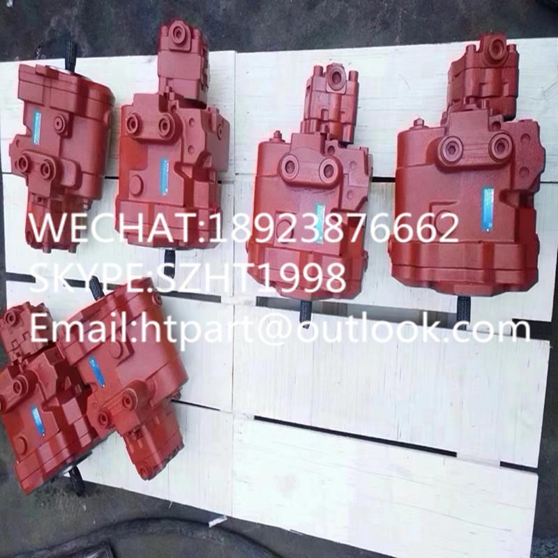 SPVD2-27E 90600-21026 KYB柱塞泵適用於柳工906山河智能70雷沃60福田60 2