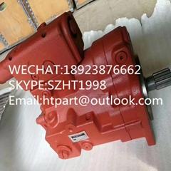 NACHI PVK 3B-725 柱塞泵用于日立60山重78