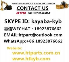 日本KAYABA齿轮泵KZP4-25CVRZ 海狮特叉车