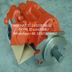 日本KAYABA齒輪泵KFP5190-56-KRP4-23ARGN川崎裝載機