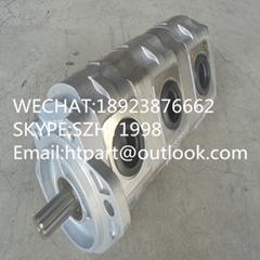 日本原裝KAYABA齒輪泵KRP4-6-7-7CN