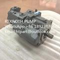 力士乐AP2D36LV3RS6-509-3柱塞泵用于ZXA70挖掘机