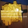 KOMATSU HYDRAUIC PUMP D65  708-1L-00320