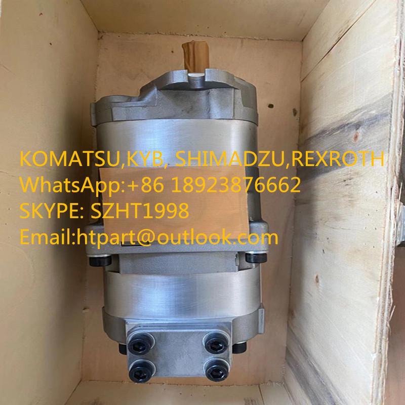 小松齒輪泵LW80起重機 705-51-10150  1