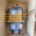 小松齿轮泵LW80起重机 70