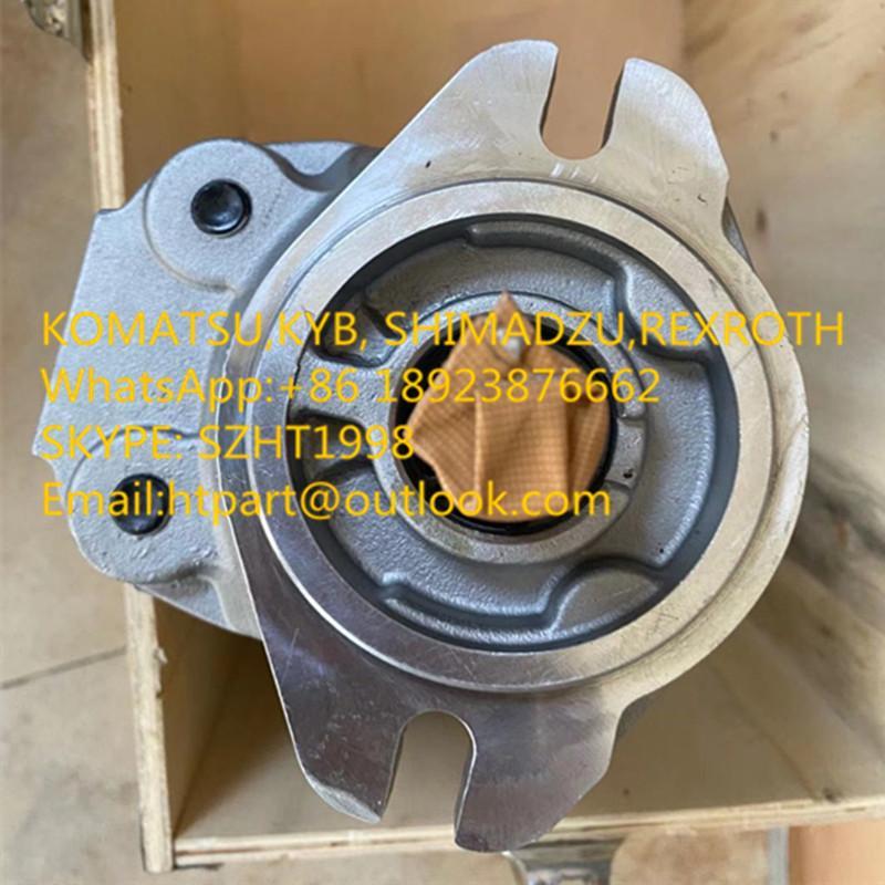 小松齿轮泵LW80起重机 705-51-10150  3