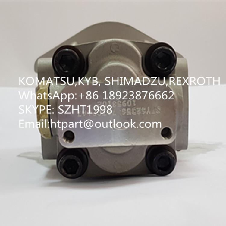 TOYOTA FROKLIFT SHIMADZU GEAR PUMP  3EC-60-31711 2