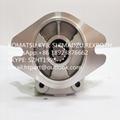 丰田叉车齿轮泵3EC-60-31711岛津泵