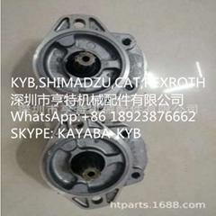 原裝進口KYB齒輪泵大連叉車齒輪泵 KRP4-7CGDDHJ