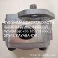 原裝進口KYB齒輪泵大連叉車齒輪泵 KRP4-7CGDDHJ 3