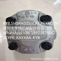原裝進口KYB齒輪泵大連叉車齒輪泵 KRP4-7CGDDHJ 4