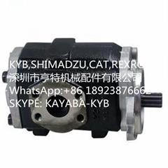 日本KYB齒輪泵KFZ4-25-15AHN