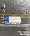 TOSHIBA HYDRAULIC PUMP PVC90R  CAT70B