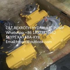 卡特力士樂柱塞泵AA4VG125HDD1/32R-NXF60F001D-S