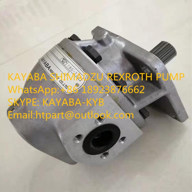 日本原装KAYABA齿轮泵P20300C 1