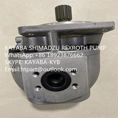 日本原装KAYABA齿轮泵P20250A