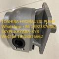 日本原装KAYABA齿轮泵P2