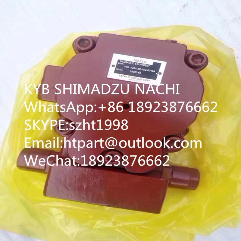 NACHI MOTOR PCL-120-18B-1S2-8046A 1