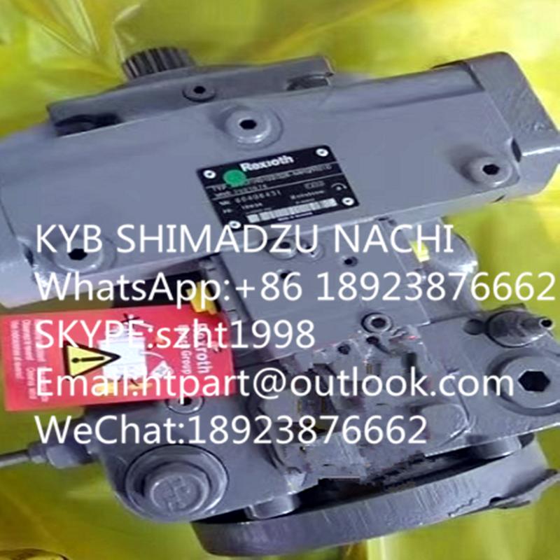 力士樂柱塞泵A4VG71D1D2/32R-NAF02F021D 1