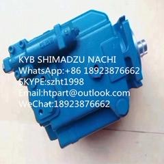 伊頓柱塞泵PVH057/098/131/141