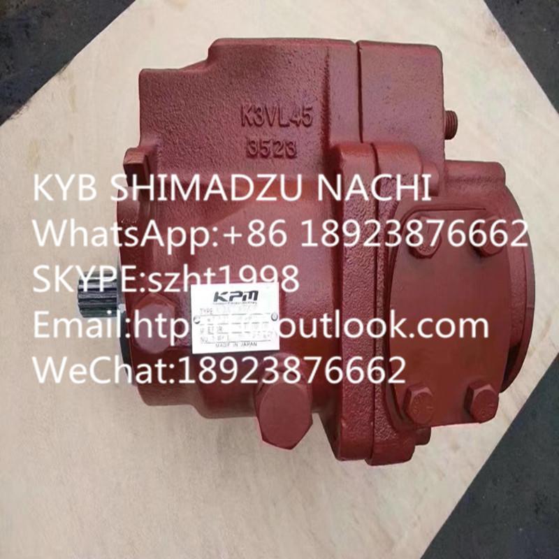 日本極東混凝土泵車KPM主泵K3VL45/1AJLHM-PO 1