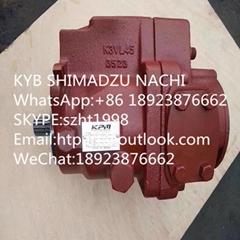 日本極東混凝土泵車KPM主泵K3VL45/1AJLHM-PO