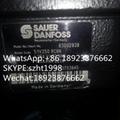 SAUER DANFOSS 51V250RC8NL2B1VAC2NNN