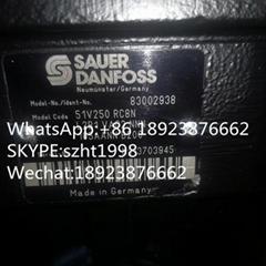 薩澳丹佛斯馬達51V250RC8NL2B1VAC2NNN