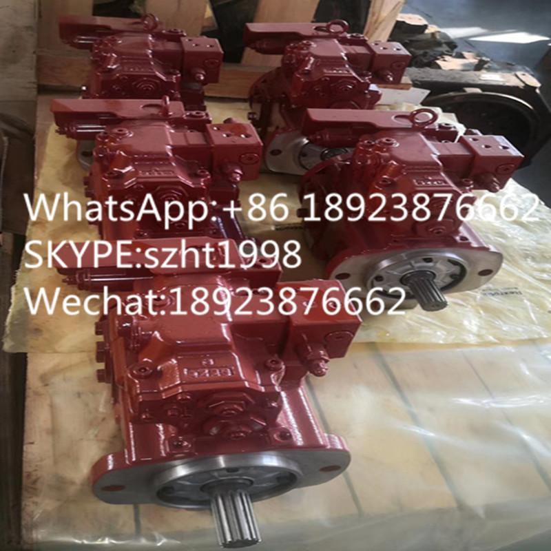 川崎KPM液壓泵K7V63S-11DL 2