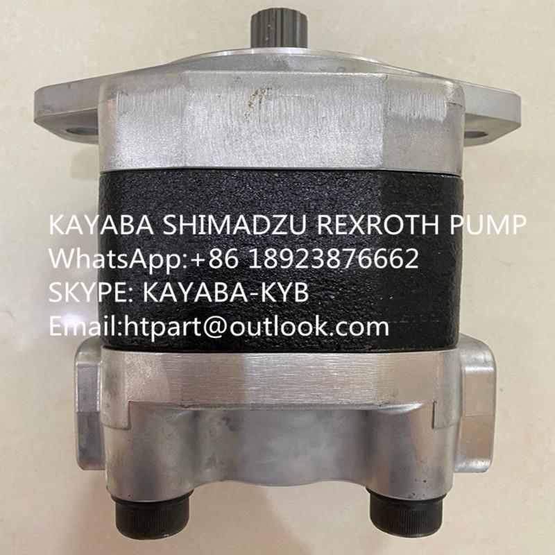 小松平地機GD705A齒輪泵KFP3250AFMSSH 1