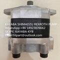 小松平地機GD705A齒輪泵K