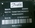 DANFOSS PISTON PUMP T90M075N0ND0C6 Concrete Mixer Truck Piston Pump 2