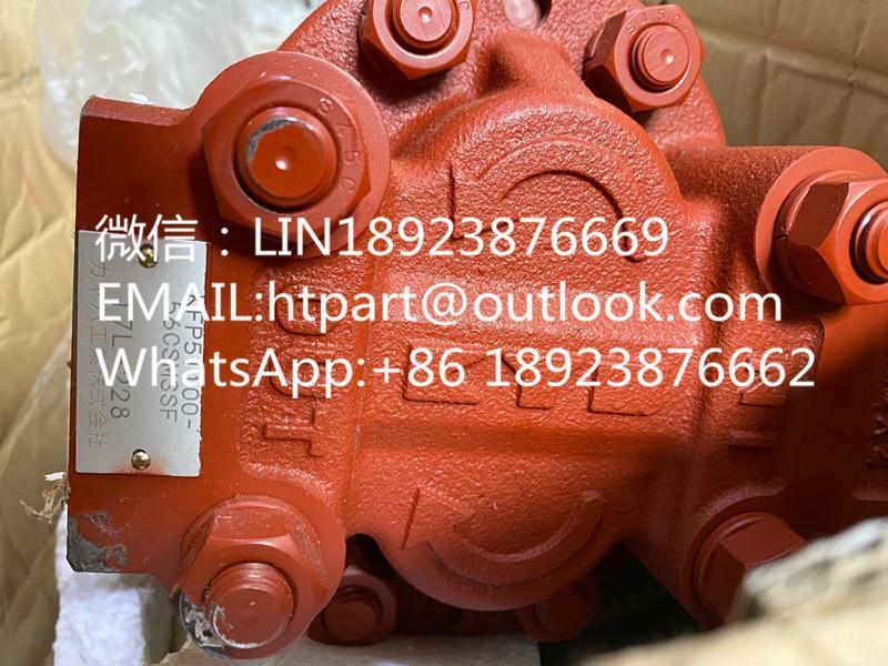 日本KYB齒輪泵KFP51100-56CSMSSF 2
