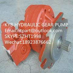 KYB马达 KFP5163CYR-SPNH