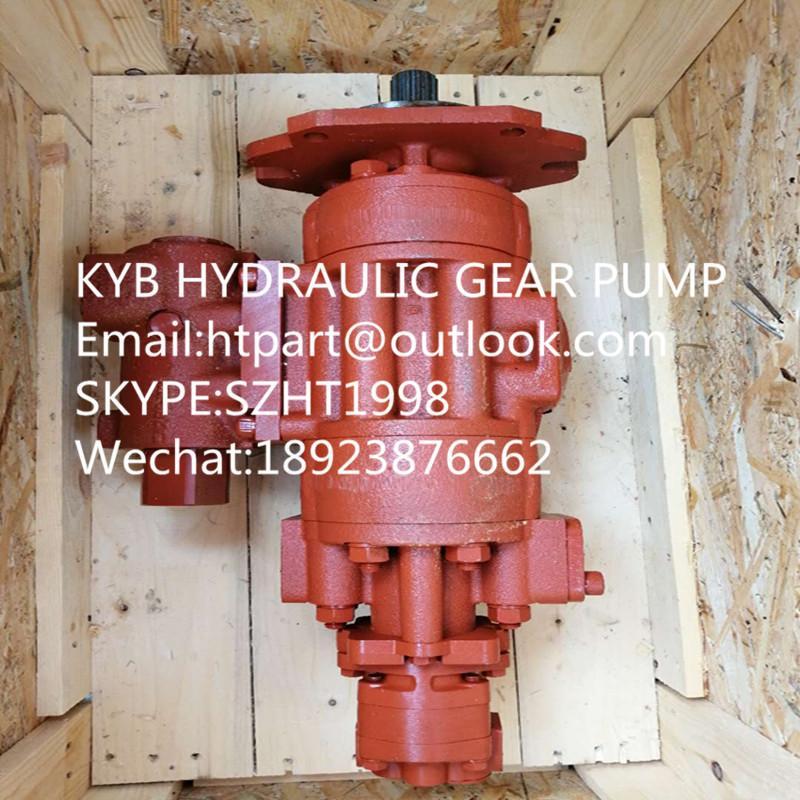 Supply KYB Hydraulic gear pump KFP5150-90-KP1013CYRF-SP for TCM Wheel Loader  1