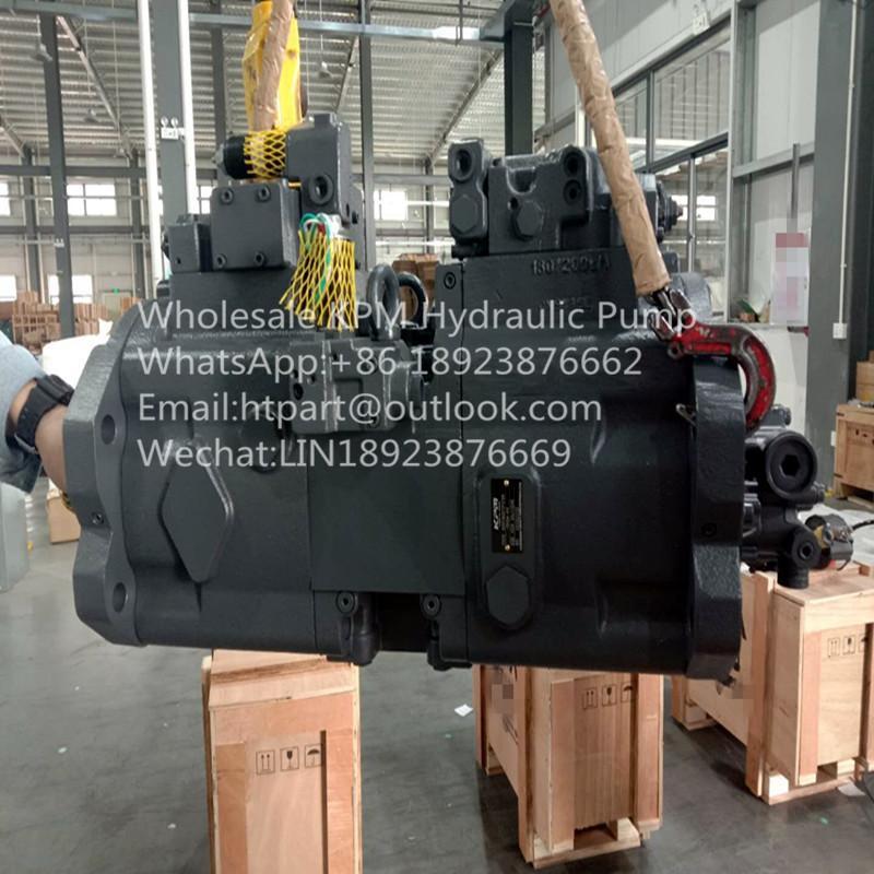KAWASAKI SUMITOMO SH350-5 HYDRAULIC PUMP K5V160DTP1F9R-9Y04-HV 1