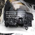 KPM KAWASAKI川崎液压泵 PC200-8/7