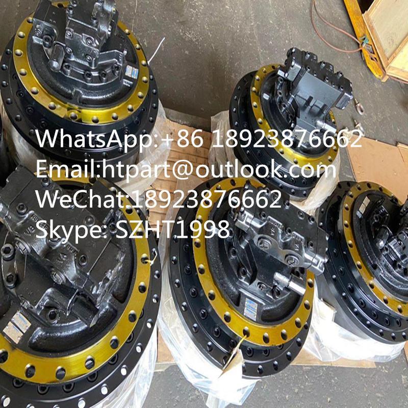 Nabtesco GM70 Traveling Motor Assy M3V270D-RG7.5D 1