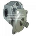KAYABA齒輪泵P20450C 大連叉車泵 船用泵 4