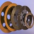 利勃海尔铲车556摩擦片 变速箱摩擦片 离合器