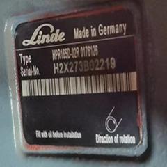 林德柱塞泵 液壓泵HPR165D-02R 0176126