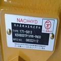 全新原裝不二越171-5813液壓泵卡特E318B/E318V2 K5V80DTP1V9R-9NOD 1