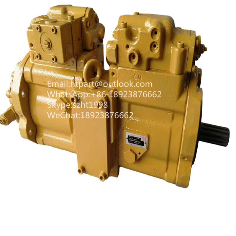 全新原装不二越171-5813液压泵卡特E318B/E318V2 K5V80DTP1V9R-9NOD 2