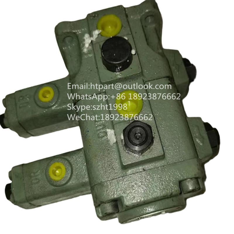 HIGH-TECH 海特克VPV22-40-70/-40-70 葉片泵 1