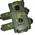 原裝HIGH-TECH 海特克VPV22-40-70/-40-70 葉片泵 1
