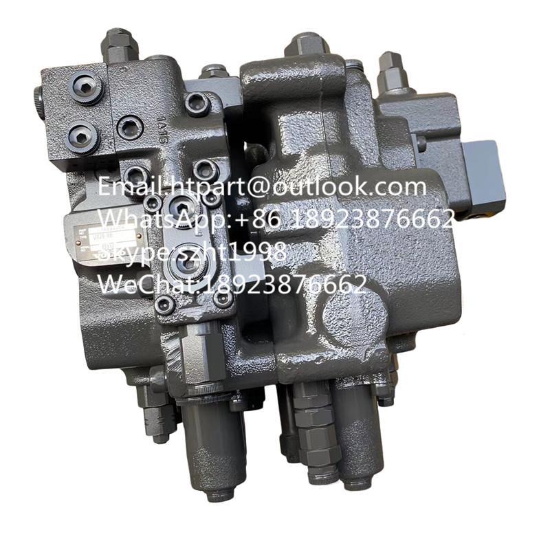 沃尔沃原装EC210/EC240B分配器分配阀控制阀 1