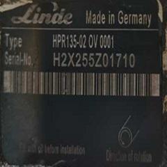 林德柱塞泵 HPR135-02OV0001