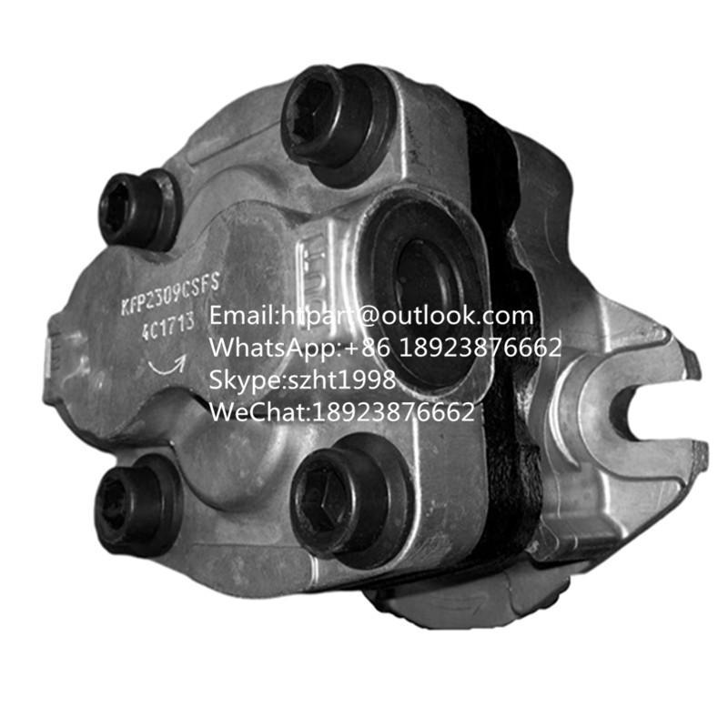 日本川崎原厂K3SP36C齿轮泵KYB齿轮泵KFP2309CSFS 1