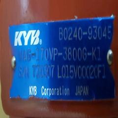 KYB行走馬達總成MAG-170VP-3800G-K1