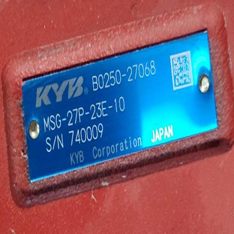 KYB MOTOR MSG-27P-23E-10 B0250-27068 1